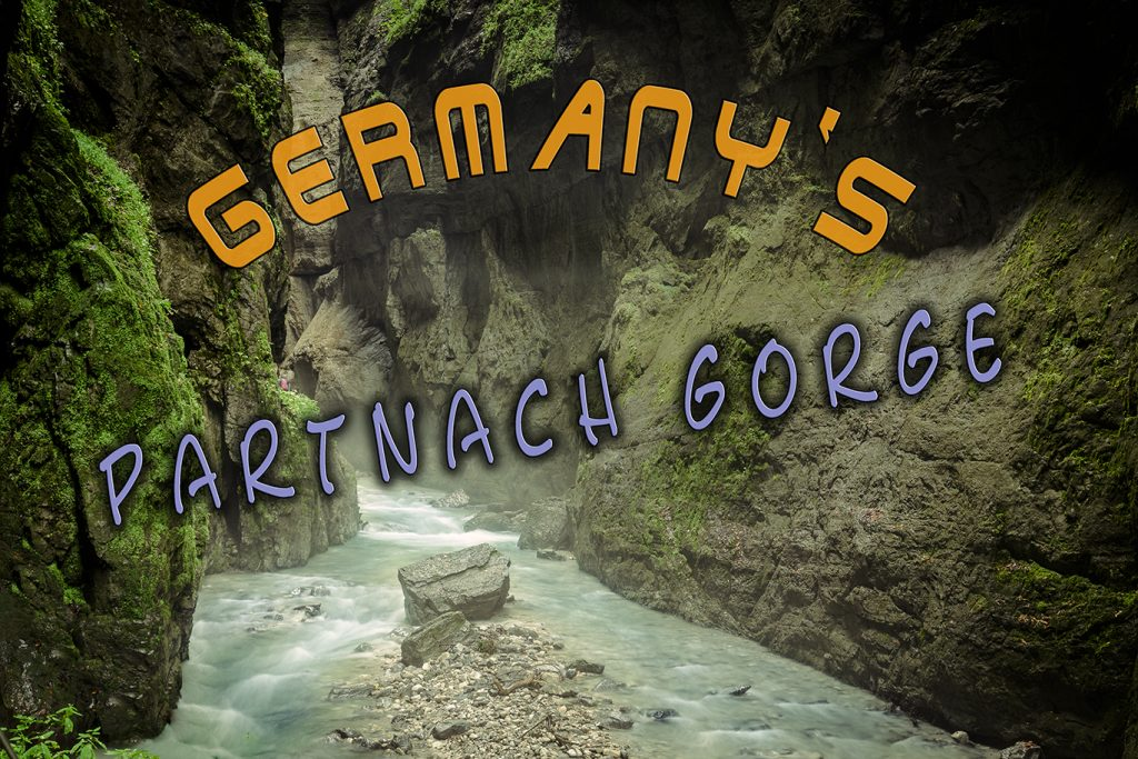 Germany's Partnach gorge – to be amazed