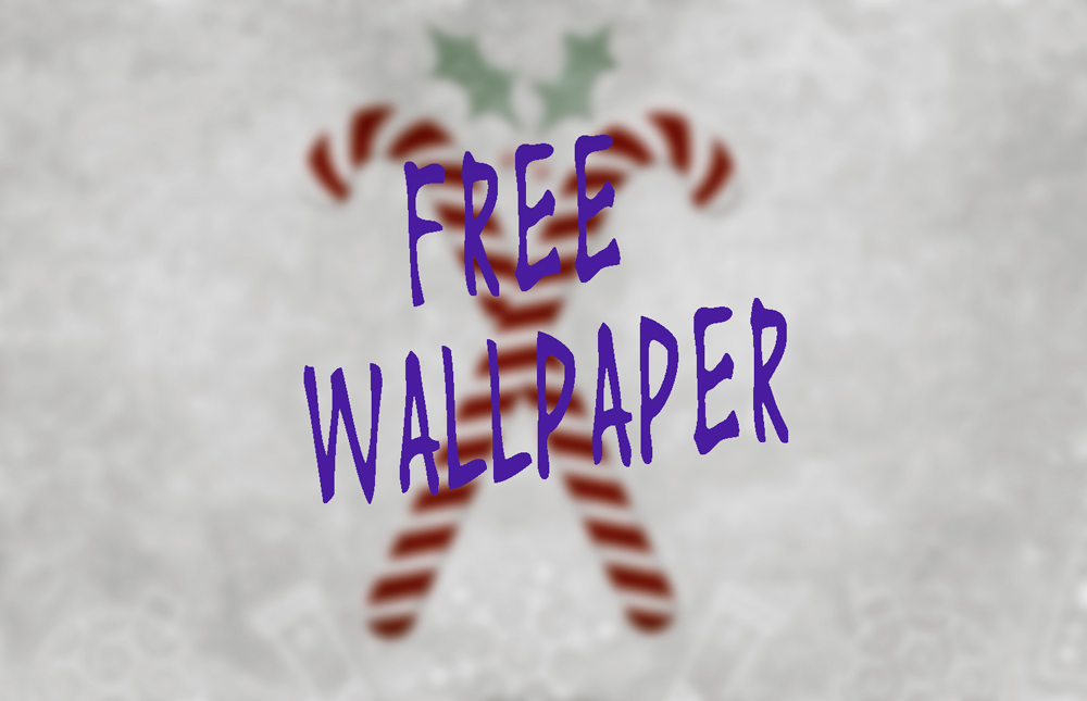 Free wallpaper – Christmas theme No. 2