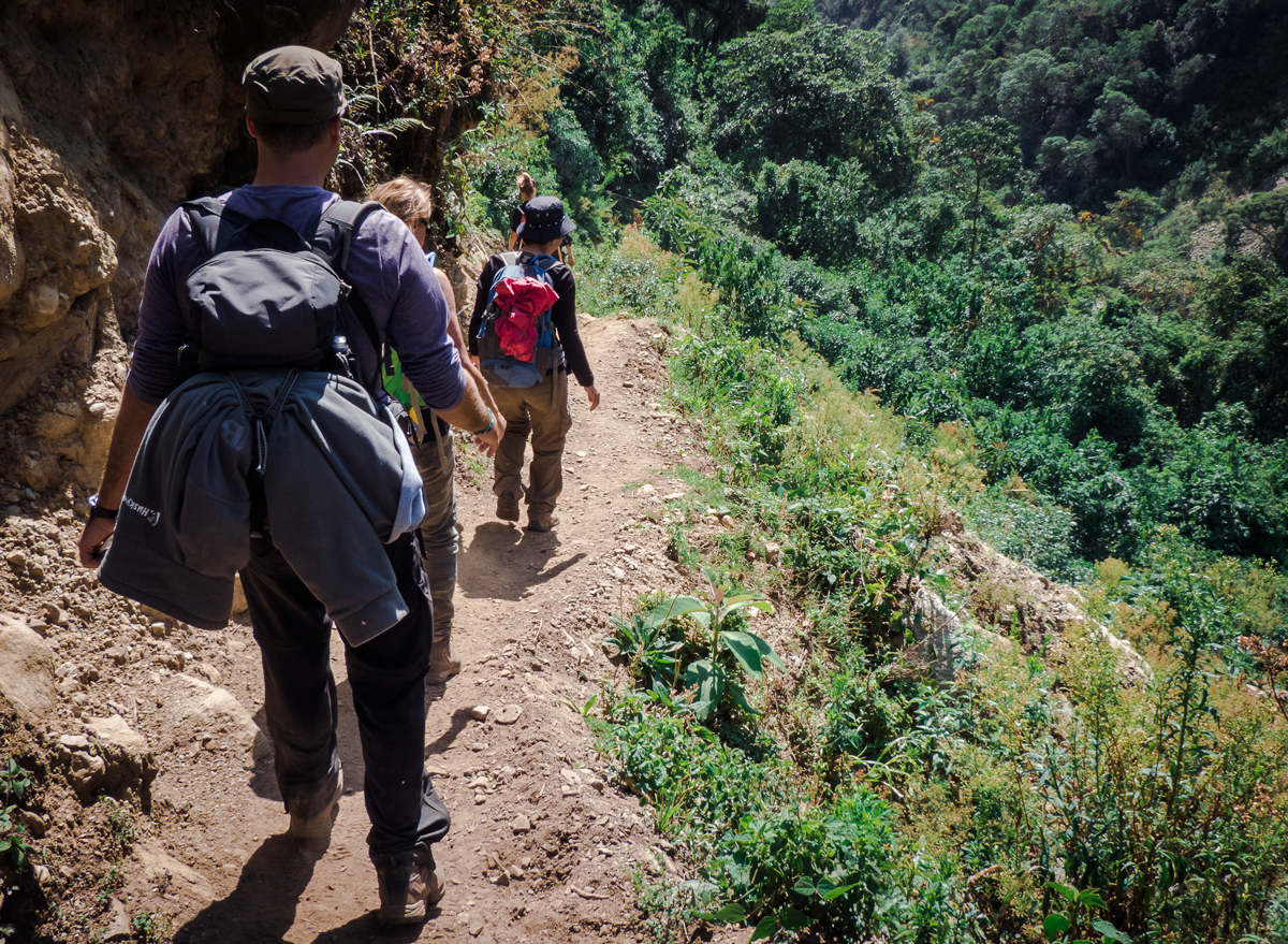 salkantay trek, hiking peru, trekking peru, machu picchu hike