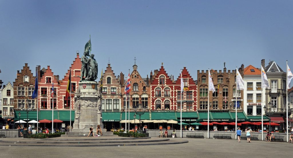 Experience an enjoyable holiday in Bruges