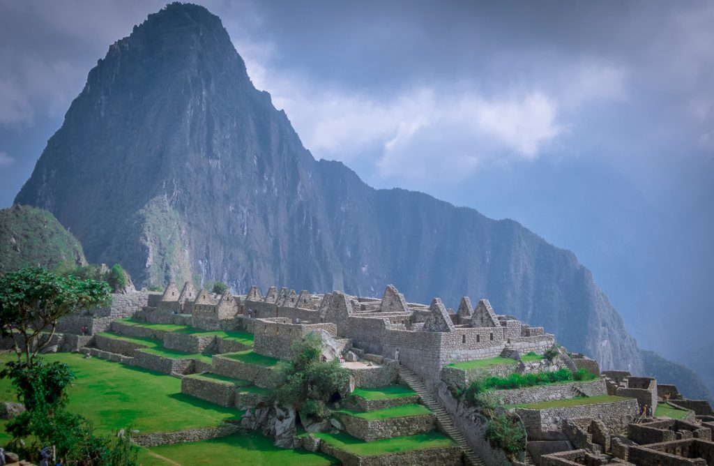 Modified rules for visiting Machu Picchu
