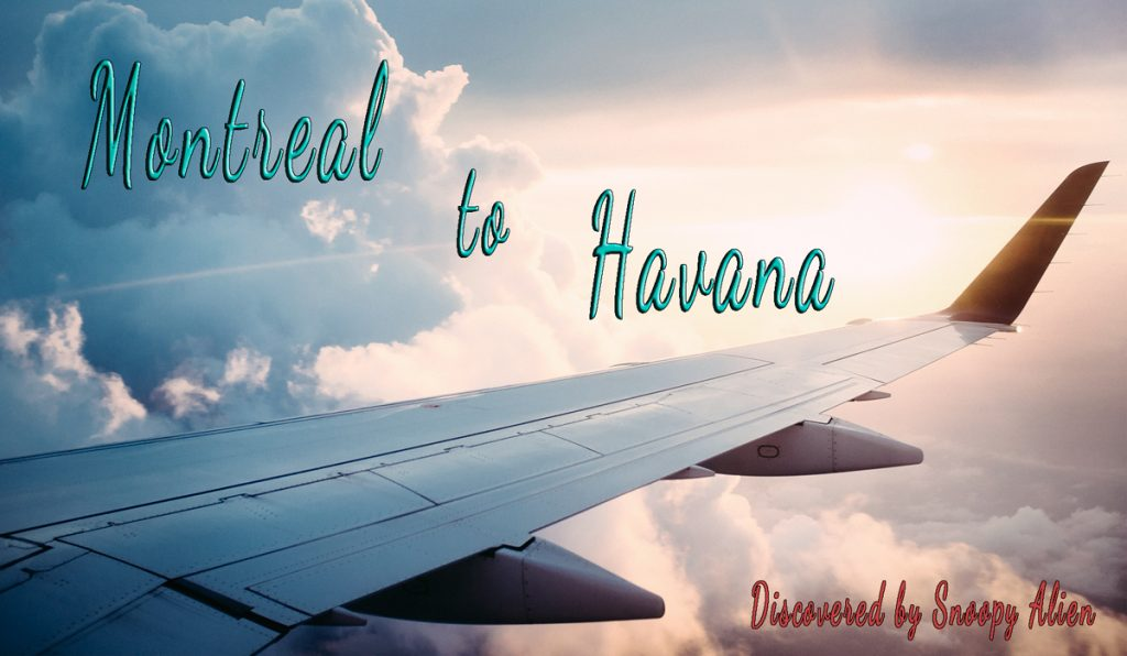 Montreal to Havana Bus. Class for only C$401 – Holy moly!