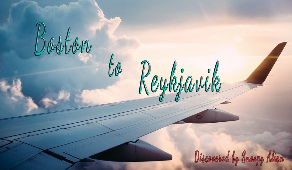 Boston to Reykjavik Bus. Class for only $718