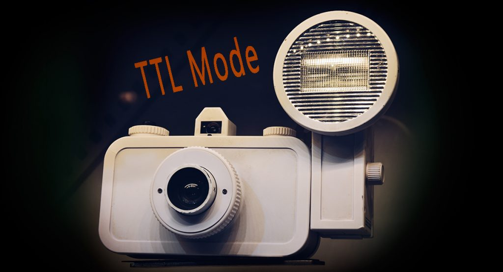 What is TTL in flash photography?