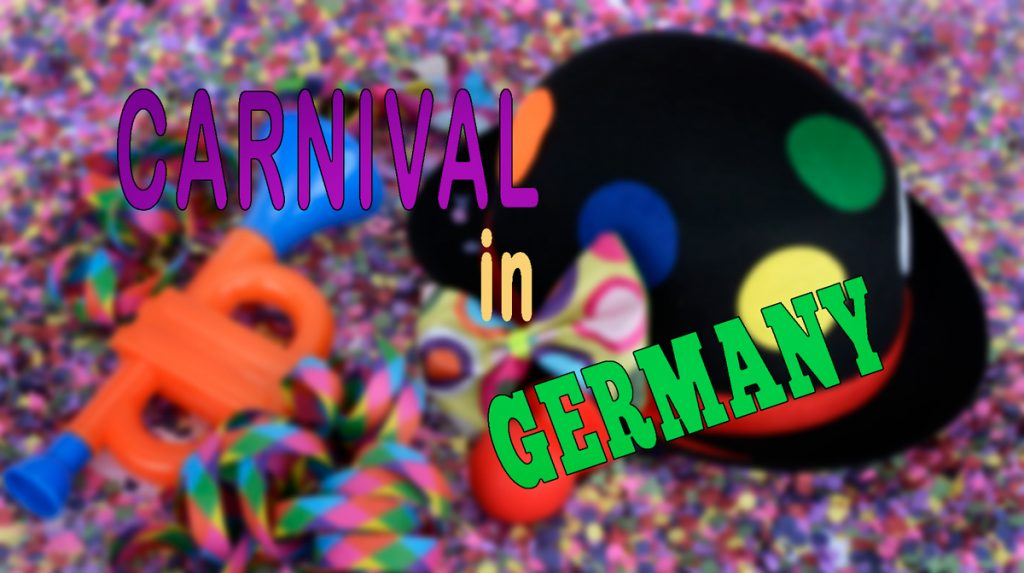 These facts about German carnival will broaden your horizon