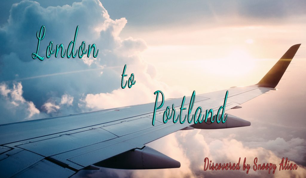 Expired: London to Portland for only £263