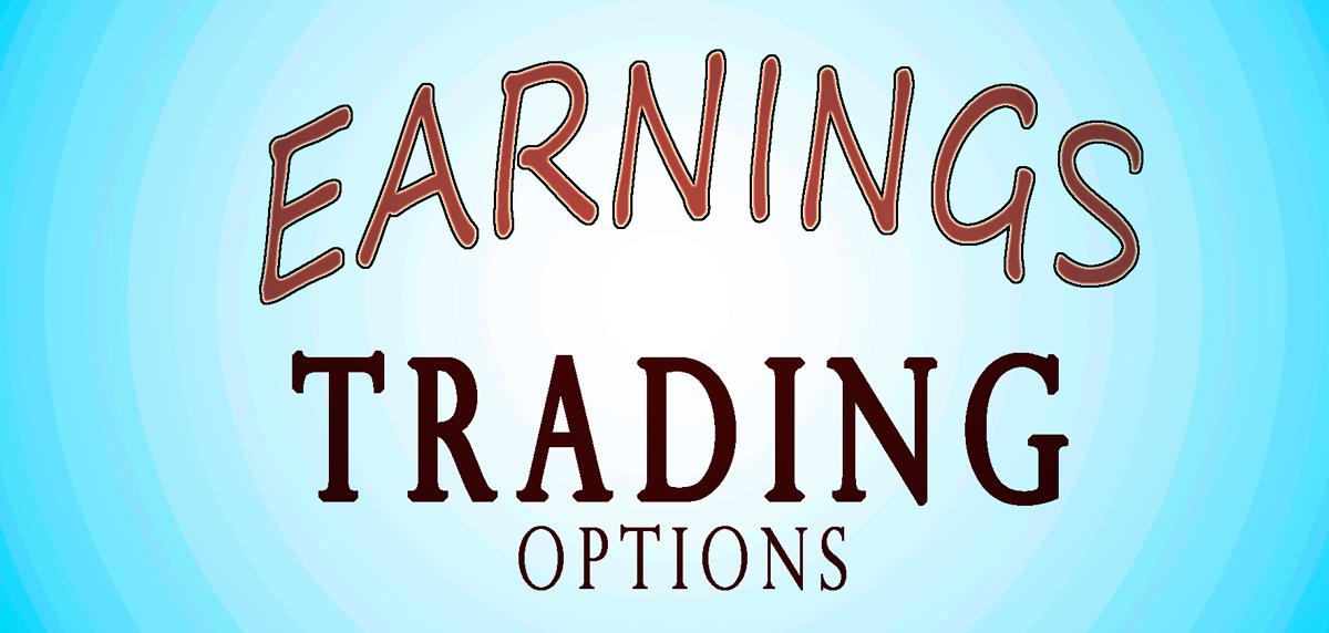 earnings trading