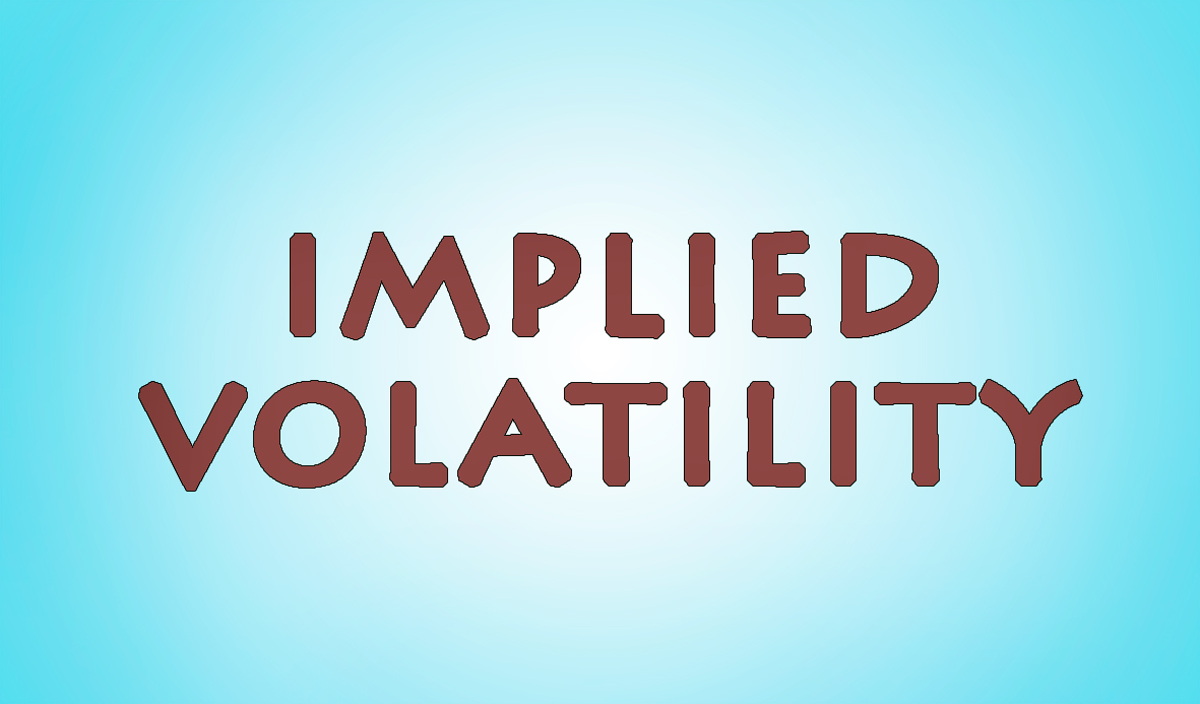 implied volatility, what is implied volatility
